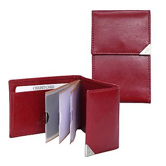 dR Amsterdam Creditcard-etui Toronto Red