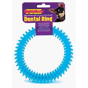 Dental Ring Dog Toy 15cm