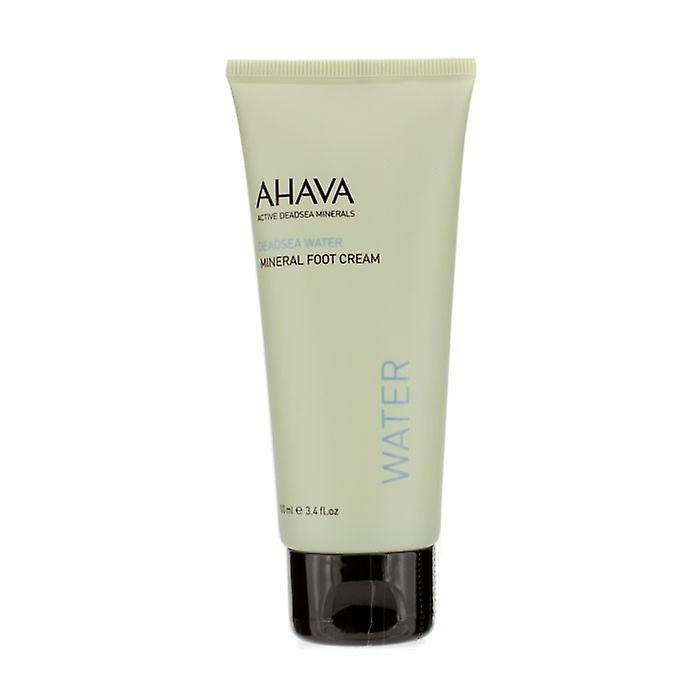Ahava Deadsea Water Mineral Foot Cream 100ml/3.4oz