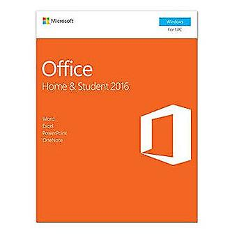 Microsoft Office Home & Student Suite 2016