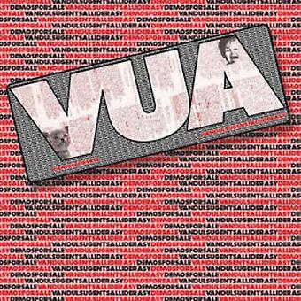 Chuck Mosley & Vua - demoer til salg [Vinyl] USA importerer