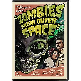 Importazione USA zombie From Outer Space [DVD]
