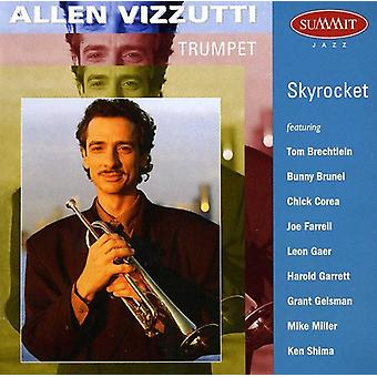 Allen Vizzutti - Skyrocket [CD] USA import