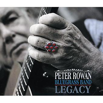 Rowan, Peter Bluegrass Band - Legacy [CD] USA import