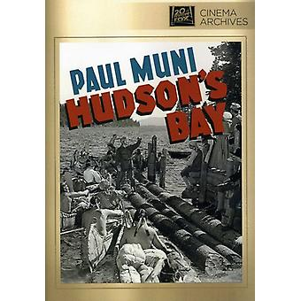 Hudson's Bay [DVD] USA import