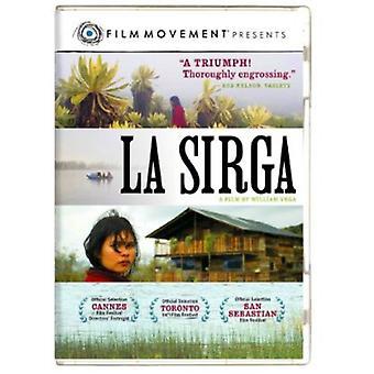 La Sirga [DVD] USA import