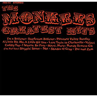Monkees - Greatest Hits [Vinyl] USA importare