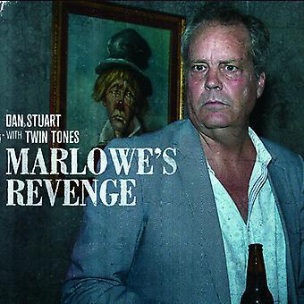 Stuart, Dan / Twin toner - Marlowes hævn [Vinyl] USA import