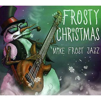 Mike Jazz Frost - Frosty Christmas [CD] USA import