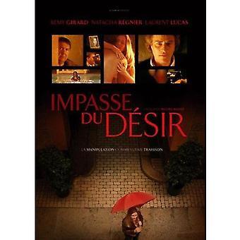 Impasse Du Desir [DVD] USA import