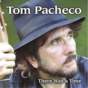 Tom Pacheco - der var en tid [CD] USA import