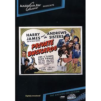 Buckaroo privado (1942) importar de Estados Unidos [DVD]