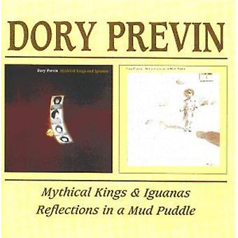 Dory Previn - mytiske konger & iguaner/refleksjoner i en gjørme Pudd [DVD] USA import