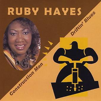 Ruby Hayes - Construction Man [CD] USA import