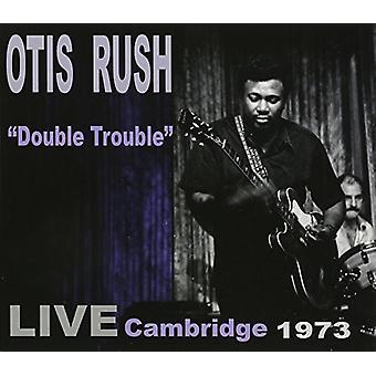 Otis Rush - Double Trouble: Live Cambridge 1973 [CD] USA import