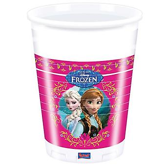 Frozen ice Queen cups Kids Party 8 piece children's birthday