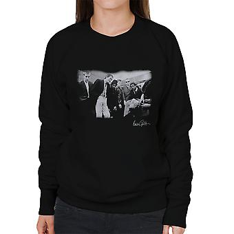 Die Specials Jerry Dammers Barbershop Damen Sweatshirt