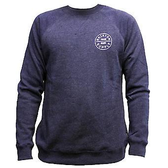 Brixton ed Sweatshirt vasket Navy