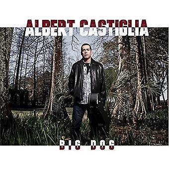 Albert Castiglian - stor hund [CD] USA import