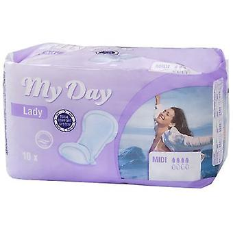 My Day Incontinence pads Super 10 Units