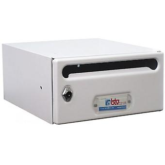 BTV Mercury mailbox White G1 (DIY , Hardware , Home hardware , Mailboxes)