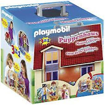 Playmobil 5167 Doll House Briefcase
