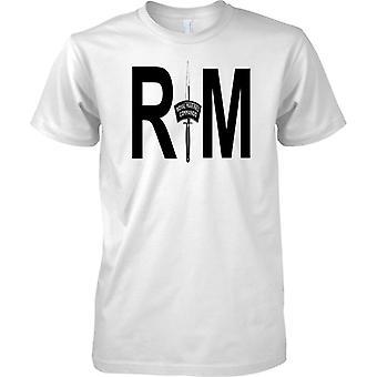 Puñal comando RM - Royal Marines - las fuerzas de élite Naval - niños T Shirt