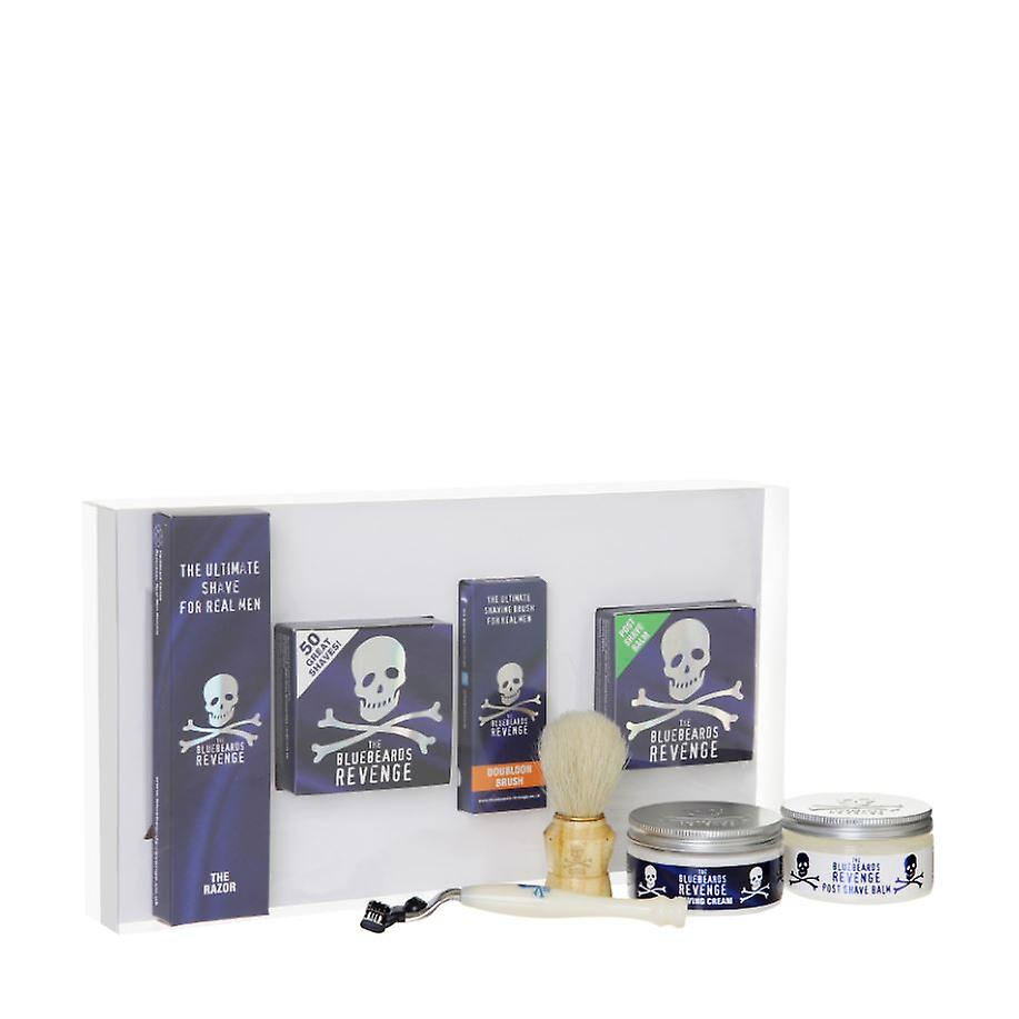 The Bluebeards Revenge Mach 3 Razor Kit