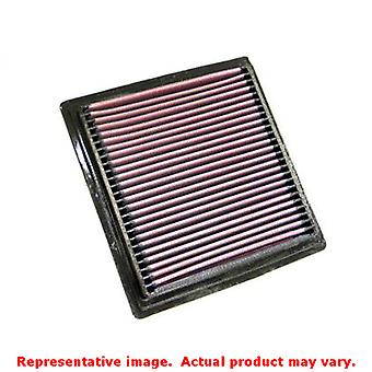 K&N Drop-In High-Flow Air Filter 33-2104 Fits:HONDA 1996 - 1999 CIVIC L4 1.6 Au