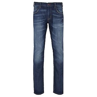 Tommy Hilfiger Denton pierna recta Regular Fit Ottawa Jeans Indigo