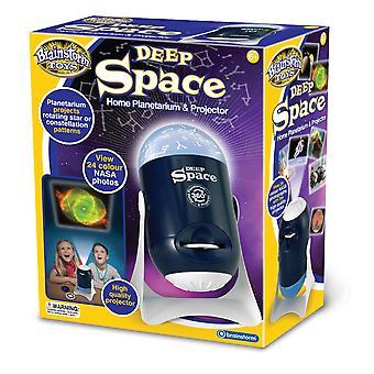 Brainstorm Spielzeug Deep Space Home Planetarium und Projektor