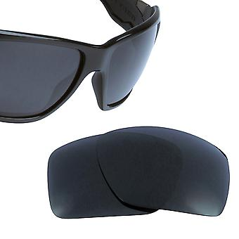 Best SEEK Polarized Replacement Lenses Oakley BIG TACO Black Iridium