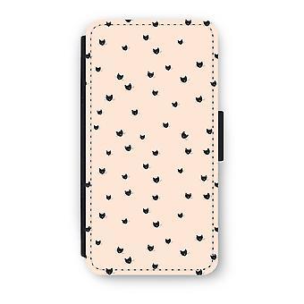 Huawei P9 Flip Case - Little cats