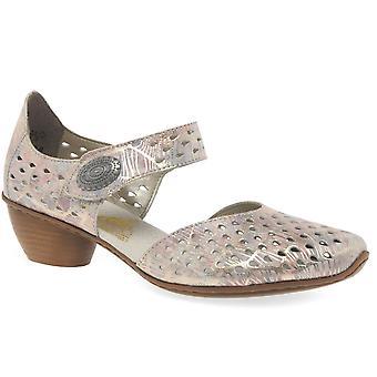 Rieker Illinois Cour ouverte Womens Shoes