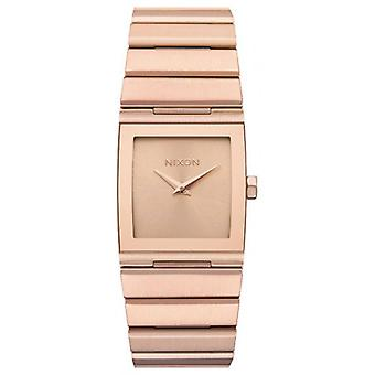 Nixon The Lynx Watch - Rose Gold