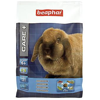 Beaphar Care+ Extruded Senior Rabbit Food (Small pets , Dry Food and Mixtures)