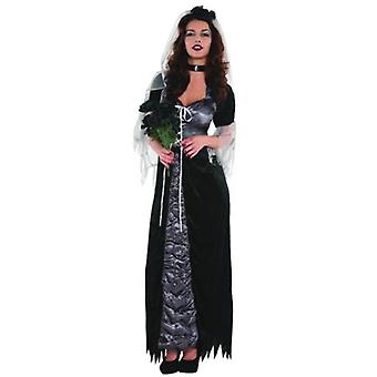 Amscan Evil Maiden Adult Costume (Babies and Children , Costumes)