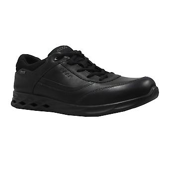 Ecco Mens Shoe Wayfly Black