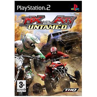 MX Vs ATV Untamed (PS2)