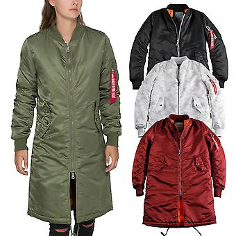 Alpha industries MA-1 jacket coat Wmn