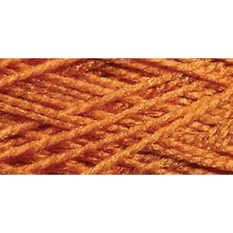 Needloft Craft Yarn 20yd-Pumpkin