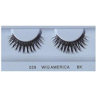 Wig America Premium False Eyelashes wig537, 5 Pairs