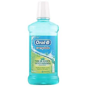 Oral B Complete Mouthwash (Hygiene and health , Dental hygiene , Mouthwash)