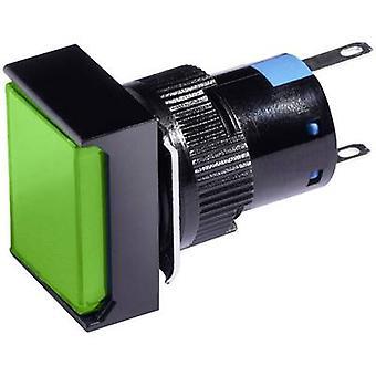 LED indicator light Green 230 V AC
