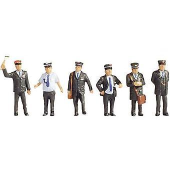 NOCH 15266 H0 Figures Railway Officer from Switzerland