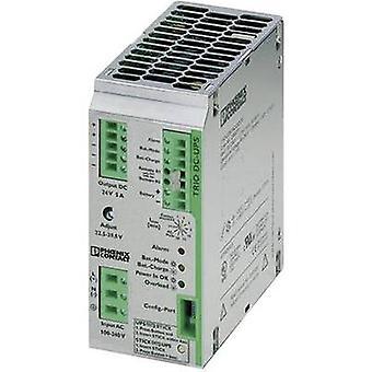 Rail-mount UPS (DIN) Phoenix Contact TRIO-UPS/1AC/24DC/ 5