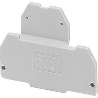 Phoenix Contact 3002665 D-MTTB 1,5 End Cover Grey 1 pc(s)