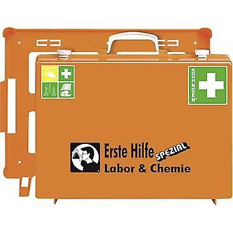 Söhngen 0360106 First-aid-BAG LABORATORY & Chemistry DIN 13 157 + Extensions Orange