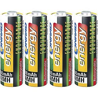 Conrad energy Endurance HR06 AA battery (rechargeable) NiMH 2600 mAh 1.2 V 4 pc(s)