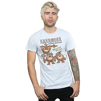 Disney mężczyzn Moana Kakamora zgorszenie Maker T-Shirt